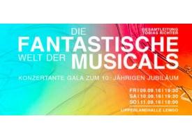 Die fantastische Welt der Musicals: Jeweils zwei Eintrittskarten gratis!