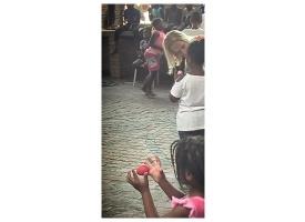 Singen, spielen, tanzen, träumen: Sozialprojekt