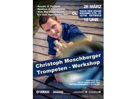 """Sing meinen Song – das Tauschkonzert"" – Trompeter Christoph Moschberger in Detmold"