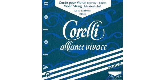 Corelli Saiten für Violine Alliance Medium