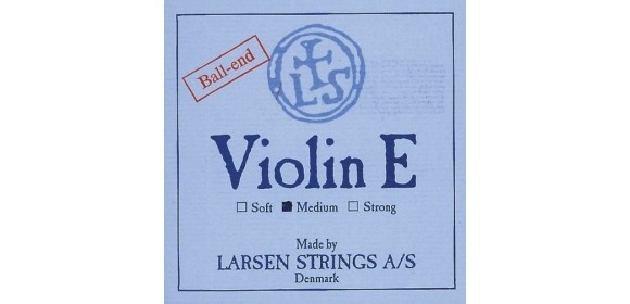 Larsen Saiten für Violine Original Synthetic/Fiber Core Soft