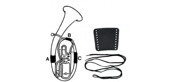 Handschutz Leder Flügelhorn