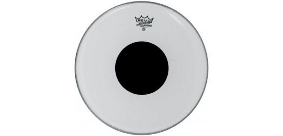 "Schlagzeugfell CS Ambassador Weiß glatt 8"" CS-0208-10"
