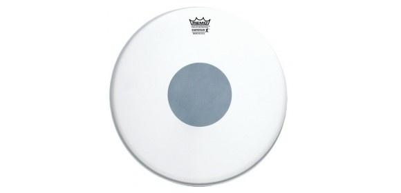 """Schlagzeugfell Emperor X Weiß aufgeraut 10"""" BX-0110-10"""