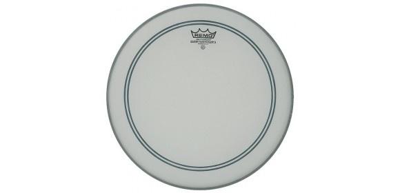 """Schlagzeugfell CS Powerstroke 3 Weiß aufgeraut 14"""" P3-0114-C2"""