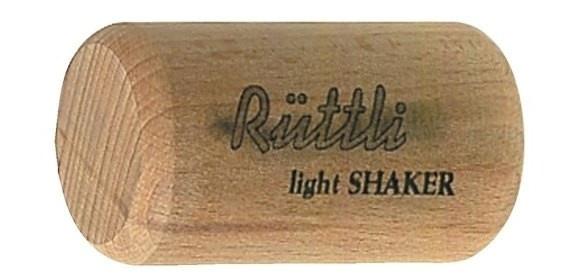 Einzelshaker Holz, klein, light
