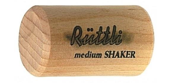 Einzelshaker Holz, klein, medium