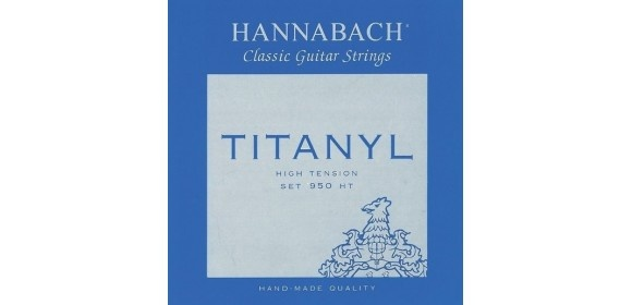 Klassikgitarrensaiten Serie 950 High Tension Titanyl H/B2