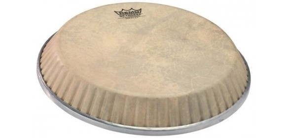 "Percussionfell Skyndeep Symmetry Calfskin Conga 11,06"" M4-1106-S6-D4003"