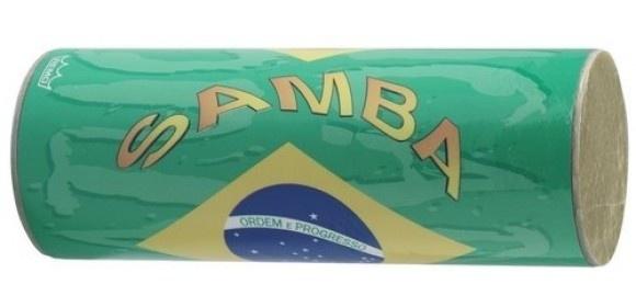 """Shaker Samba 6"""" x 2 1/4"""""""