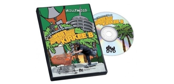 DVD Curt Bisquera on wheels