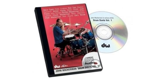 DVD John Wackerman Drum Duets Vol. 1