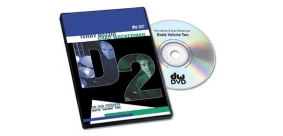DVD Bozzio  Wackerman Solo - Duets