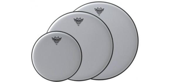 """Schlagzeugfell Ambassador White Suede 10"""" BA-0810-WS"""