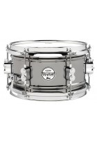 Snaredrum Black Nickel Over Steel 10 x 6""