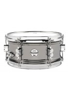 Snaredrum Black Nickel Over Steel 12 x 6""