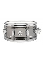 Snaredrum Black Nickel Over Steel 13 x 6,5""