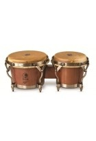 Bongo Traditional Serie Dark Walnut / Nickel