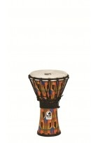 Djembe Freestyle Rope Tuned Kente Cloth