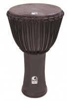 Djembe Freestyle Rope Tuned Black Mamba with Bag