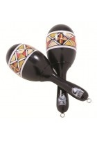 Shaker Painted wood Maracas