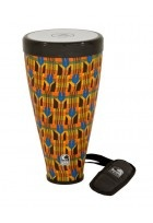 Rahmentrommel Flex Drum Kente Cloth