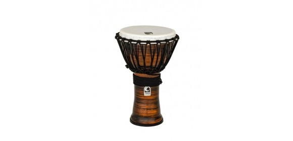 Djembe Freestyle II Rope Tuned Dark Red