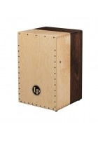 Cajon Americana 2- Voice Wire Solid Black Walnut & Solid Hard Maple