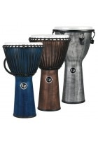 Djembe World Beat FX Rope Tuned Blue