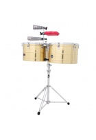 Timbales Prestige Thunder Timbs Stainless Steel