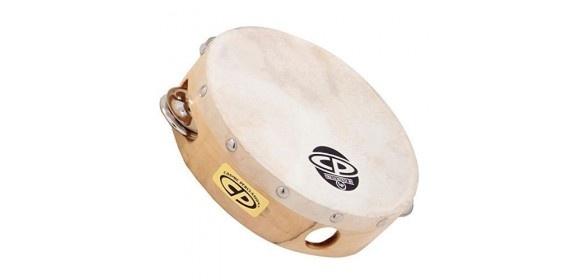 """Tambourin CP  Wood 8"""", einreihig"""