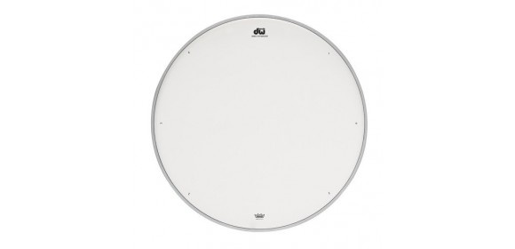 "Snaredrum Fell Double A weiss aufgeraut 10"" DRDHACW10"