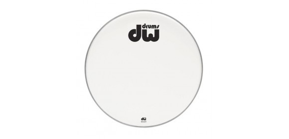 "Bassdrum Fell Double A Coated 23"" DRDHACW23K"