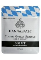 Klassikgitarre-Saiten Serie 500 Medium Tension Satz medium