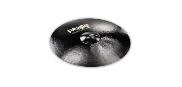 Crashbecken 900 Serie Color Sound Black 19""