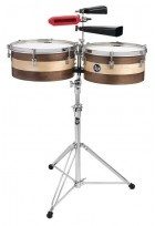"Timbales Sheila E. Signature Wood Timbales 14""/15"""