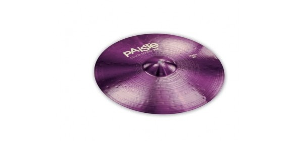 Crashbecken 900 Serie Color Sound Purple 20""