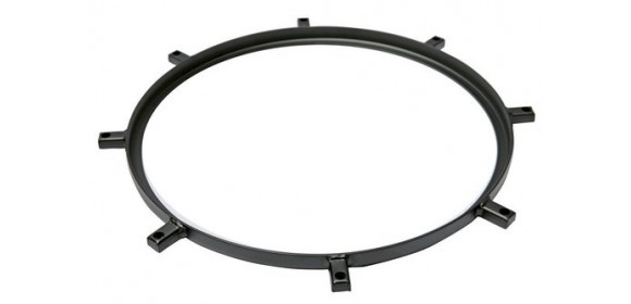 "Spannreifen RAW Series Trash Snare LP1601 14"" Bottom Rim 