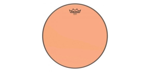 "Schlagzeugfell Colortone Emperor Clear 16"" BE-0316-CT-OG"