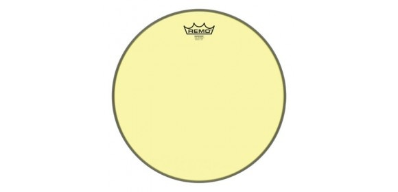 "Schlagzeugfell Colortone Emperor Clear 18"" BE-0318-CT-YE"