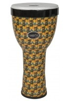 "Djembé Liberty Series Nestable 10"" Abstract Kente"