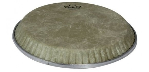 Percussionfell Fiberskyn 3 Symmetry Conga Low Collar 11,06""