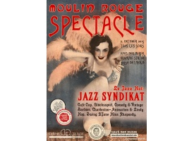 """TOP SECRET: The one and only """"Moulin Rouge Spectacle"""""""