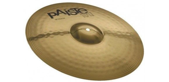 Crashbecken 101 Brass 14""