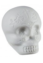Shaker Sugar Skull Glow in the dark
