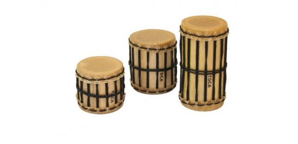 Shaker Bamboo Bambus Shaker, Three Pack