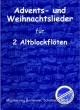 Titelbild für MVB 52 - ADVENTS + WEIHNACHTSLIEDER