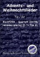 Titelbild für BORNMANN 53-BBFL - ADVENTS + WEIHNACHTSLIEDER