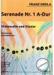 Produktinformationen zu SERENADE 1 A-DUR CFS 4591