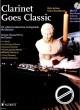 Titelbild für ED 9301 - CLARINET GOES CLASSIC